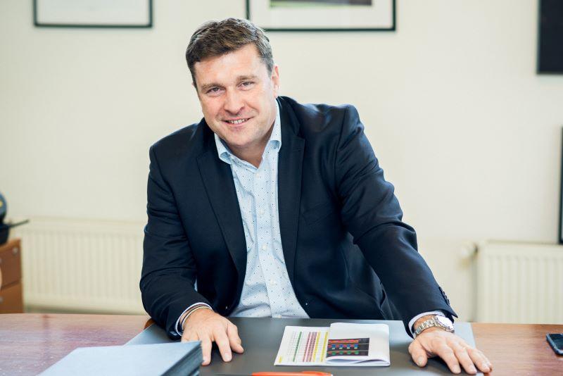 Marc Devillet, CEO d'Autopolis (photo : Autopolis)