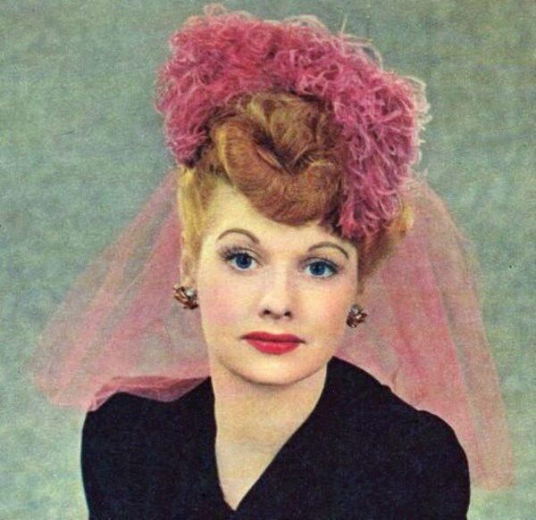 Lucille Ball (photo : New York Sunday News)
