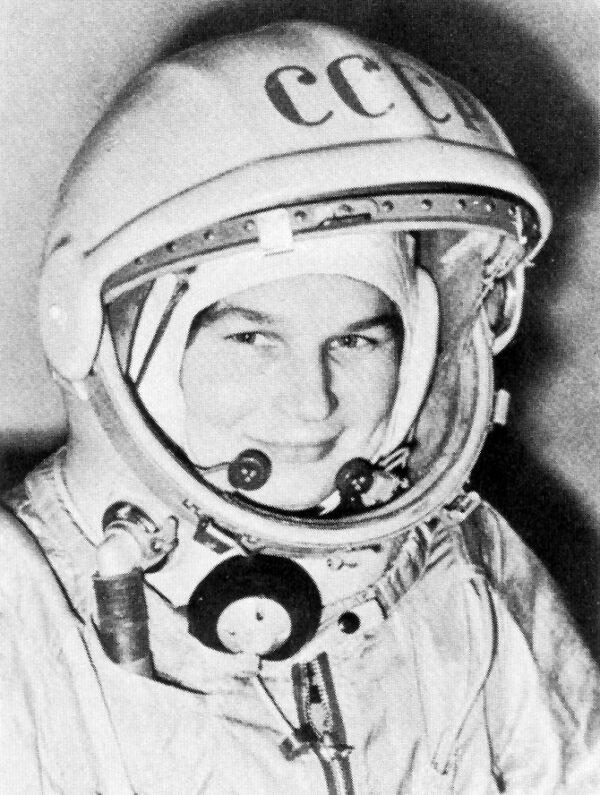 Valentina Tereshkova, première femme de l'espace (photo: SDASM Archives)